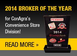 ConAgra Broker of the Year Award